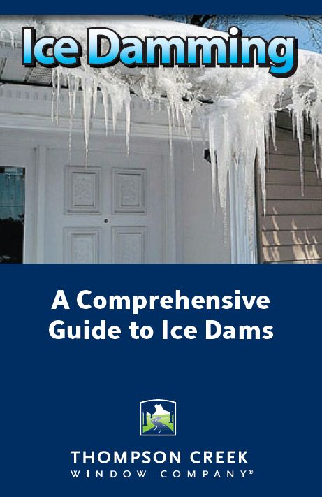 Guide To Ice Damming