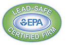 EPA Lead-Safe Certified Firm (Certification # NAT-20463-1)