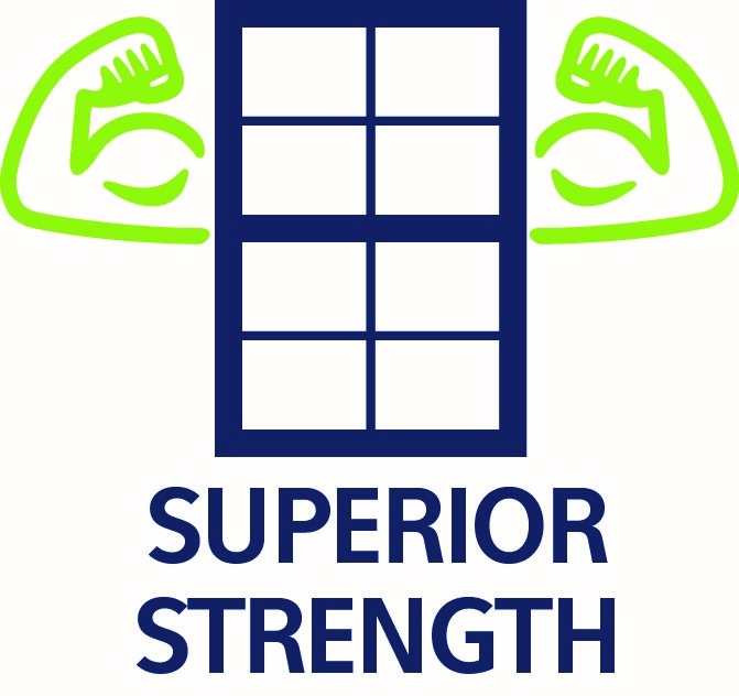 Windows designed with superior strength