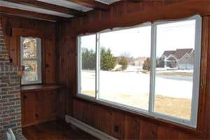 3 Pane Sliding Window